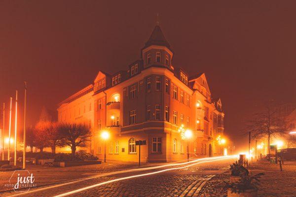 Rathaus Bergen auf Rügen #orangetheworld
